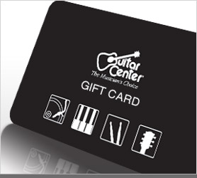 I Decided To Do A Guitar Center Gift Card Of 15000 For This Give Way You Can Use Online Or In The Stores